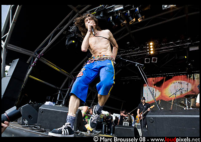 Gogol Bordello - Get Loaded In the Park - 24 August 2008