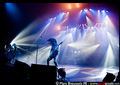 Slayer at Hammersmith Apollo, London