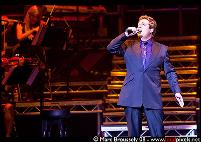 Michael Ball at the Royal Albert Hall, 18 September 2009