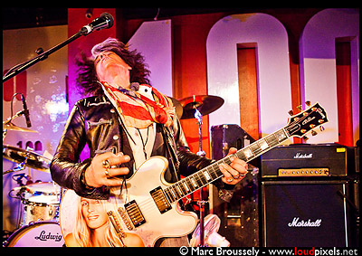 The Joe Perry Project at the 100 Club 13 April 2010