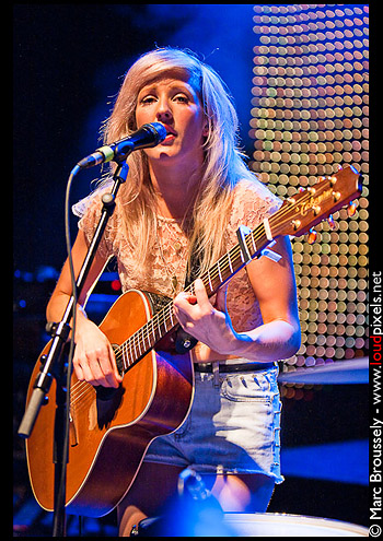 Ellie Goulding at Shepherds Bush Empire, London, June 9 2010