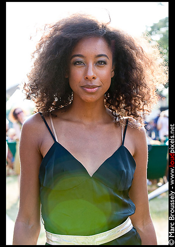 Corinne Bailey Rae at Hard Rock Calling 2010, Hyde Park, London, June 26 2010