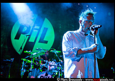 PiL at Shepherds Bush Empire, London - July 19 2010