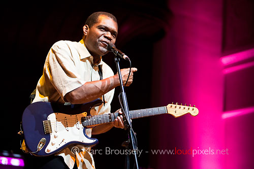 Robert Cray at Cadogan Hall