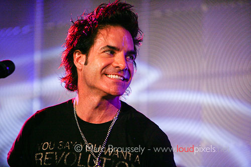Train at Hard Rock Calling 2011
