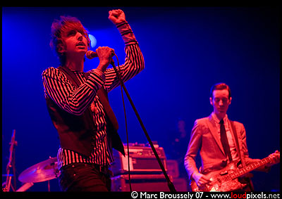 The Horrors - Brixton Academy - 07-09-07