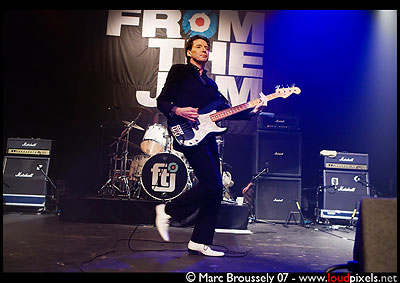 From The Jam - Forum - 19 December 2007