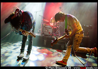 The Wombats - Shepherds Bush Empire - 25-02-08