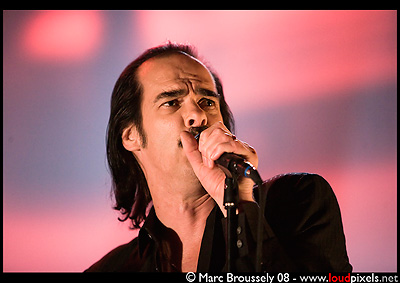 Nick Cave and The Bad Seeds - Hammersmith Apollo - 10-05-08
