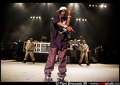 Public Enemy at Brixton Academy - May 23rd 2008